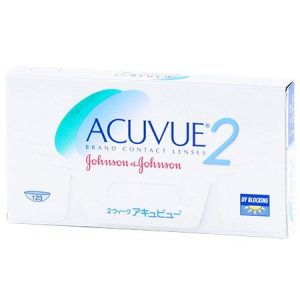UV Blocking Acuvue 2 Contact lenses