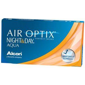 Alcon Air Optix Night & Day Aqua Contact Lenses