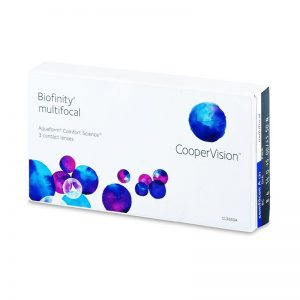 Biofinity Multifocal Coopervision 3 pack